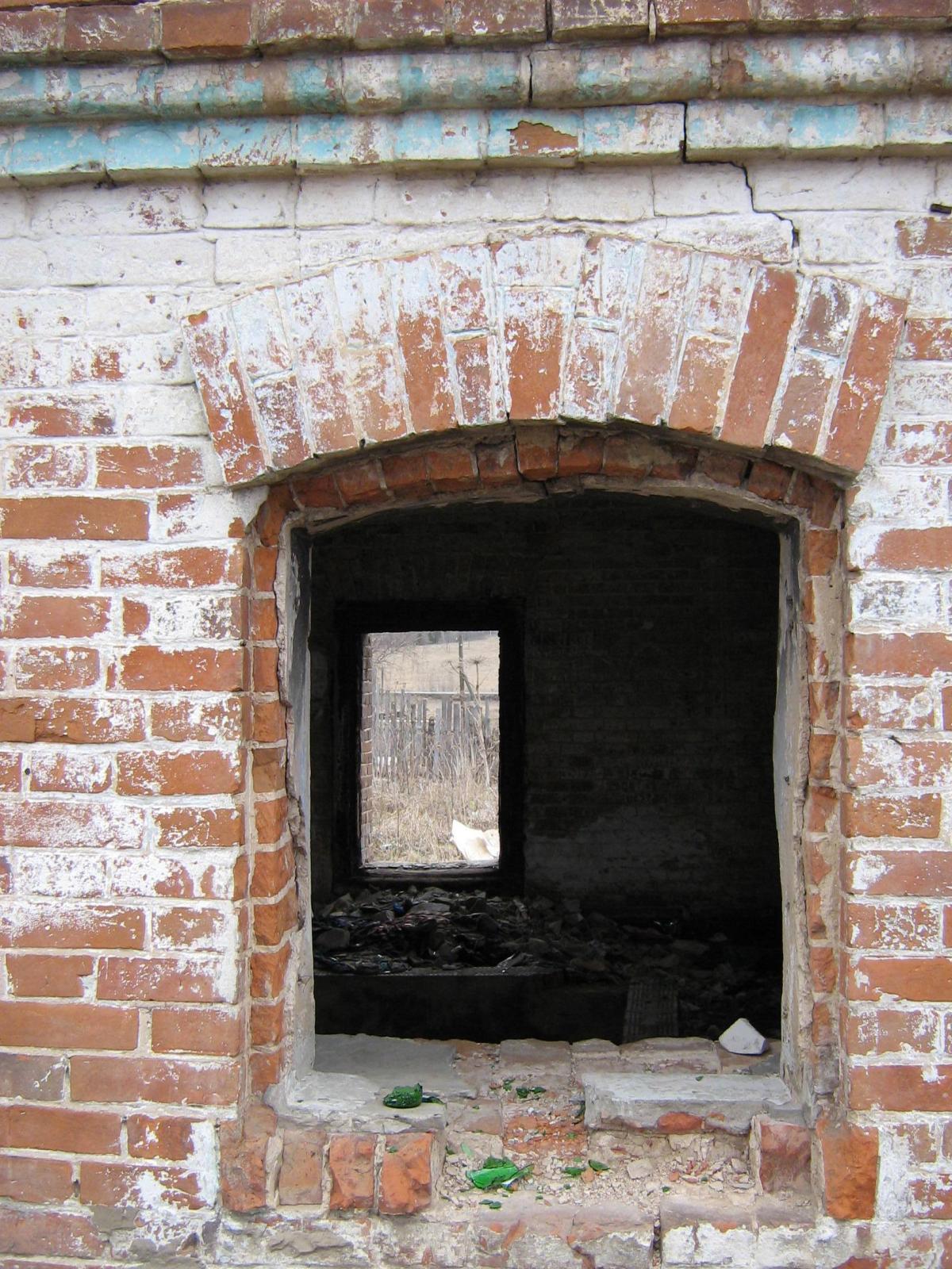 Быгель Магазин Москалева 40 Правое нижнее окно фасада