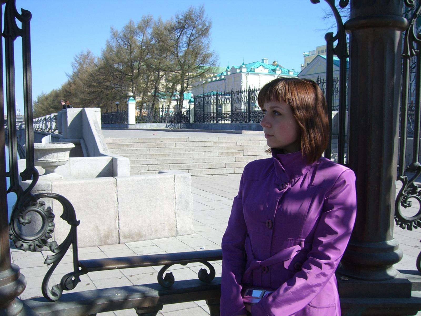Екатеринбург, май 2010
