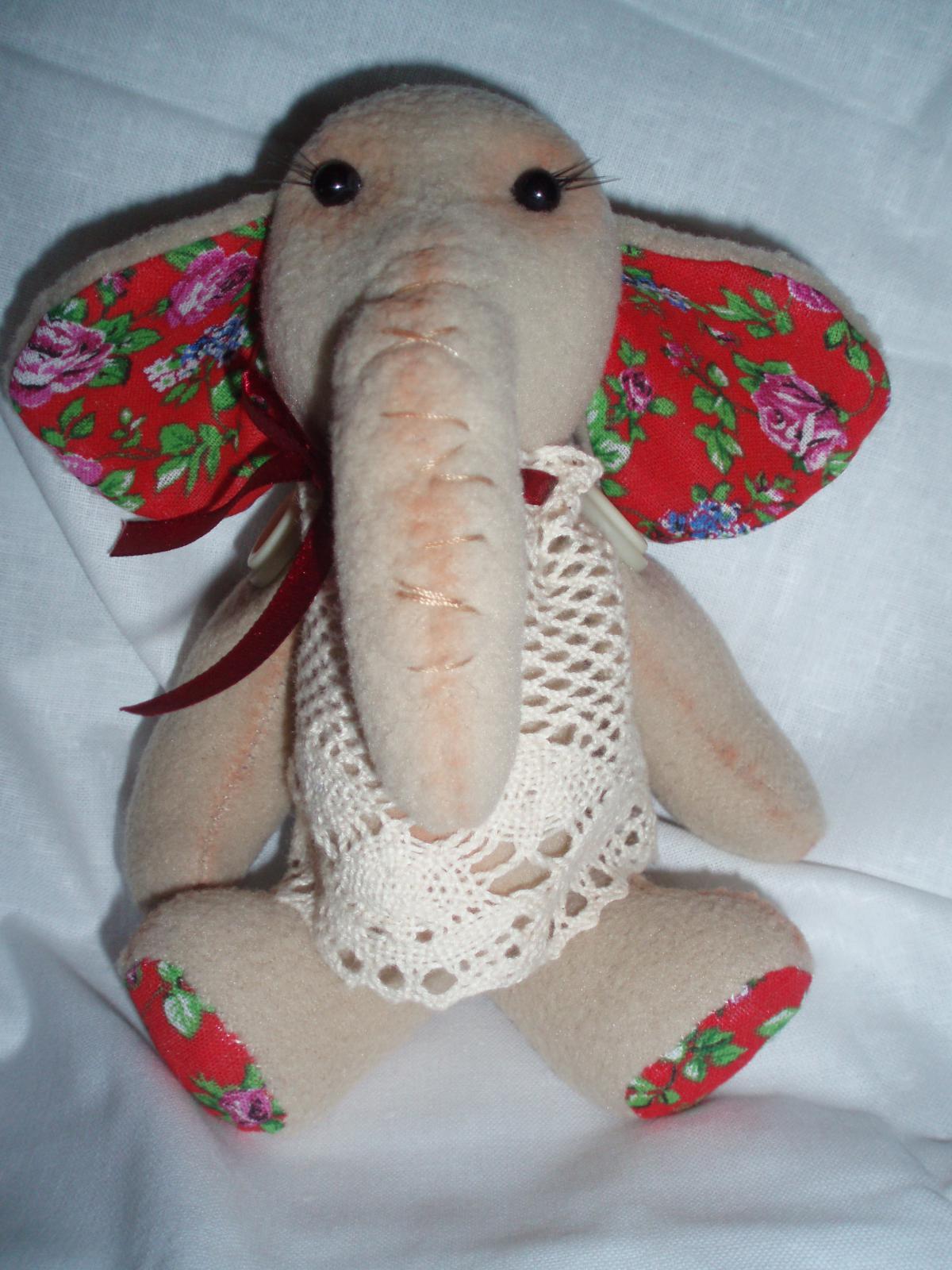Слониха Катя