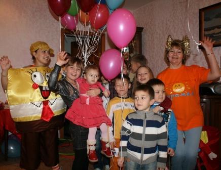 """Веселый День рождения с """"Карамелей""""!"""