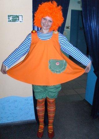 Клоун Карамелишна