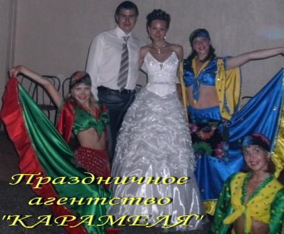 """Бонжур на свадьбе"""