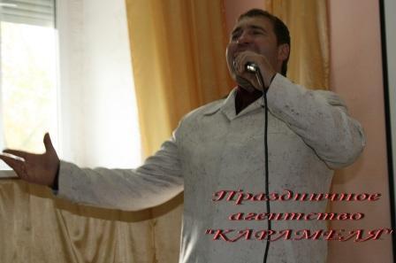 Владимир Желонкин - вокал
