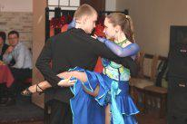 Танцевальная пара - Мария и Дмитрий